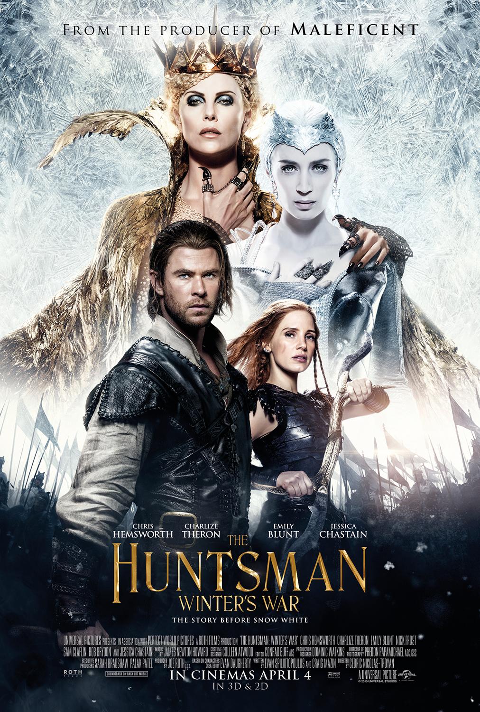 The Huntsman Winter's War Poster