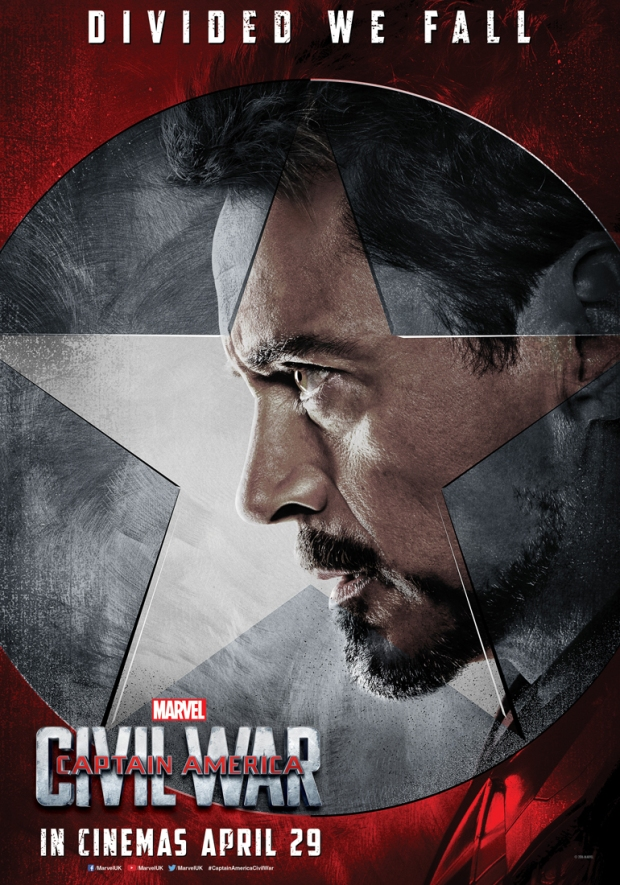 Captain America: Civil War Iron Man