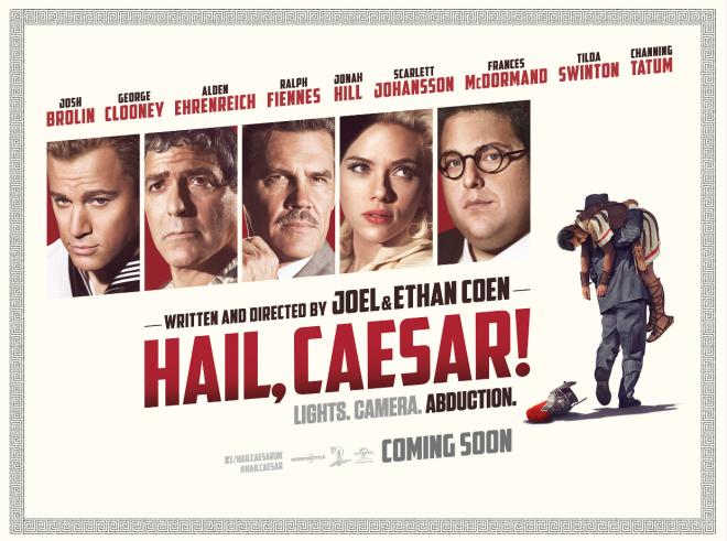 Hail, Cesar! Poster