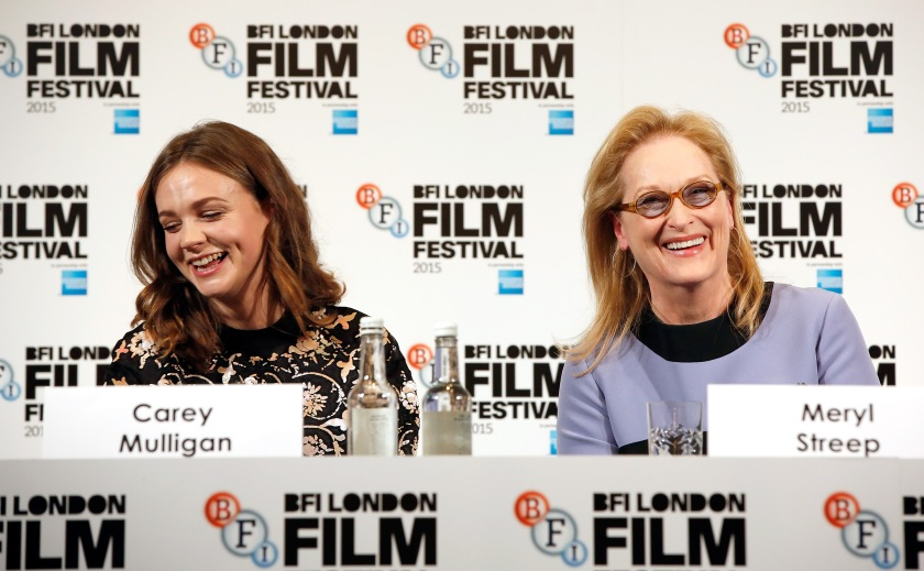 Suffragette Press Conference