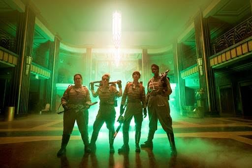 Ghostbusters First Look